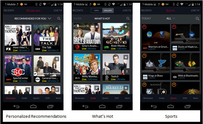 DISH Anywhere App On Smartphones Gets A Makeover