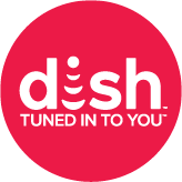 DISH Tuned Into You logo