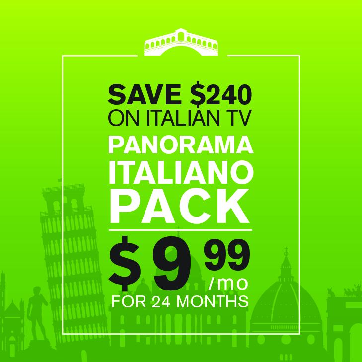 Panorama Italiano Pack