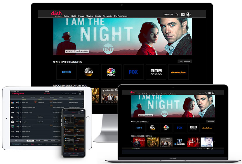 DISH Bundles provide internet and TV to multiple devices